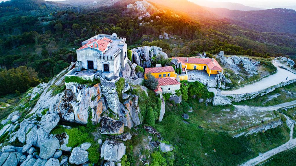 Ruins in Sintra