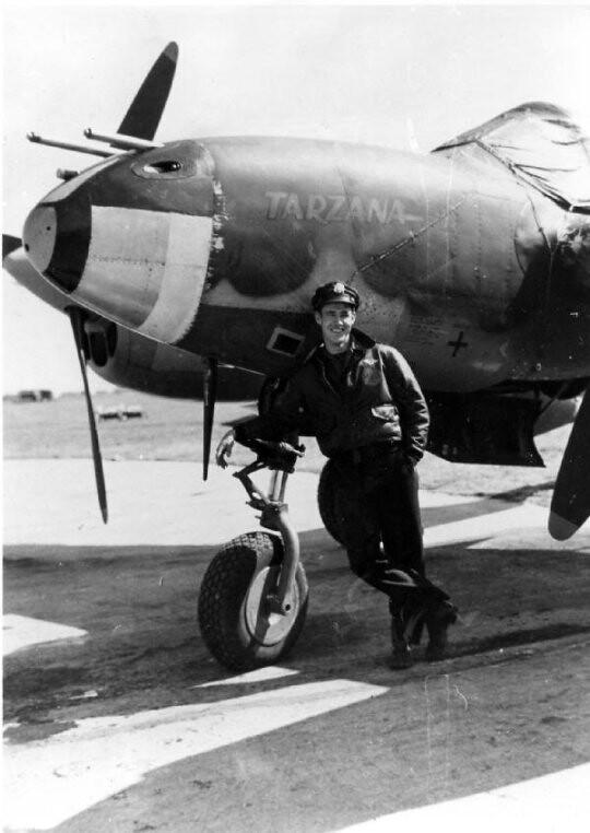 P-38 Tarzana