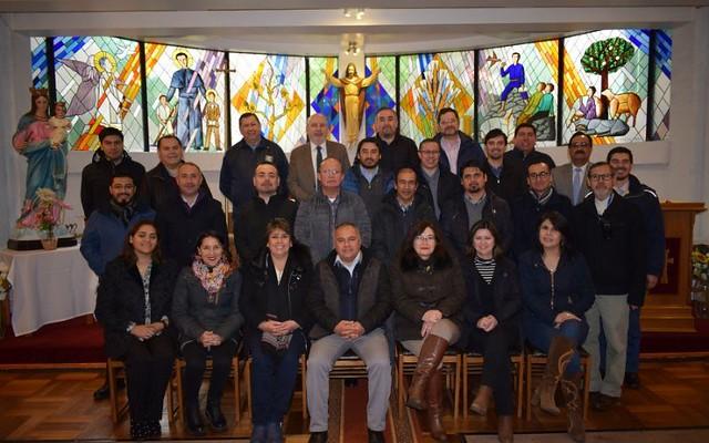Finaliza el Encuentro Educativo Pastoral de la Zona Sur 2019
