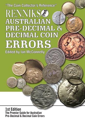 Renniks Australian Coin Errors book cover