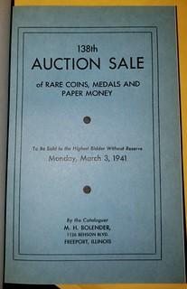Bolender 138th sale