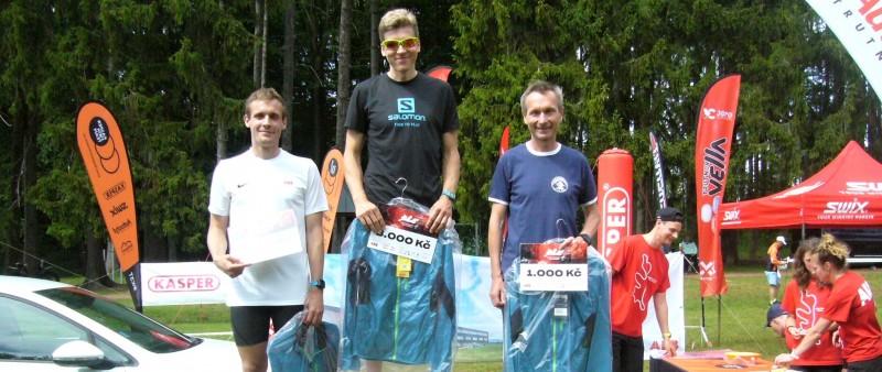 Trutnovský půlmaraton vyhráli Brýdl a Fišerová