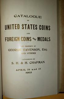 Chapman Eavenson sale