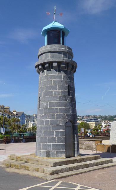 Lighthouse, Teignmouth.