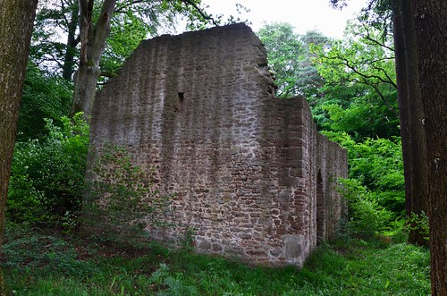 Church ruin Walterskirche