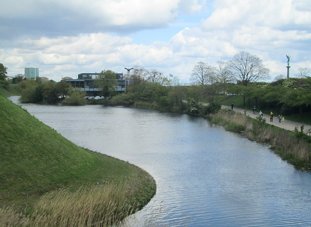 Defensive Military Canal, Kastellet, Copenhagen