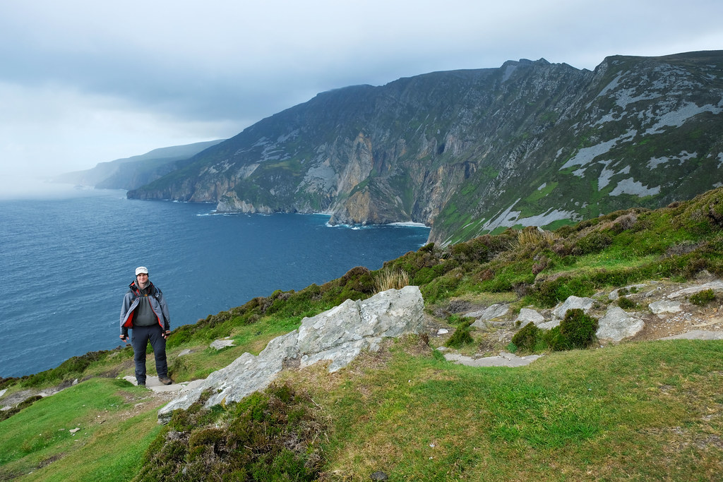 Slieve League Cliffs, Donegal, Ireland