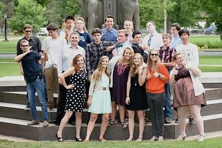 ANA Summer Seminar Students