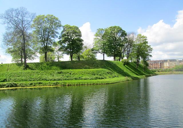Kastellet Military Canal, Copenhagen
