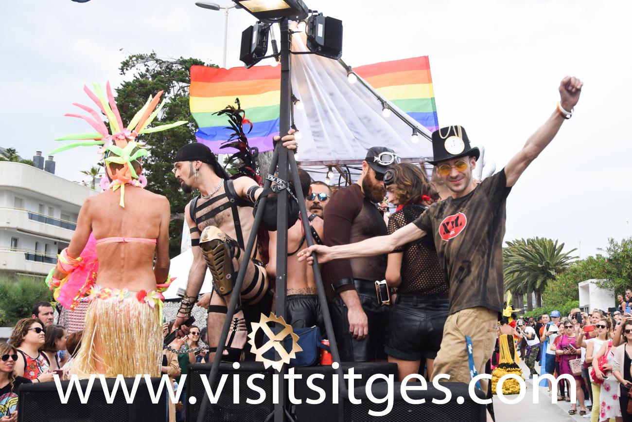 GAY PRIDE SITGES PARADE 2019