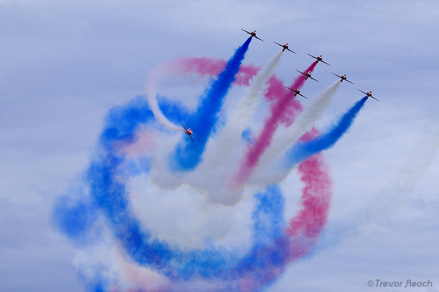RAFAT The Red Arrows