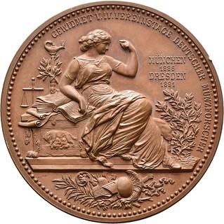 tuebingen conference medal illustration