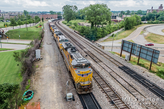 UP 8431 | EMD SD70ACe | UP Memphis Subdivision