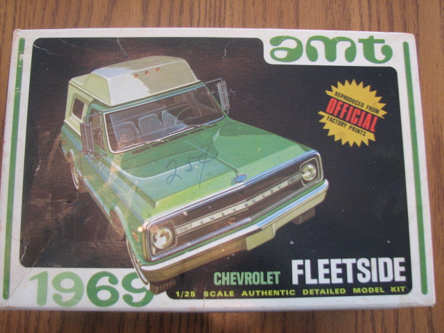 '69 Chevy Pickup Kit Box
