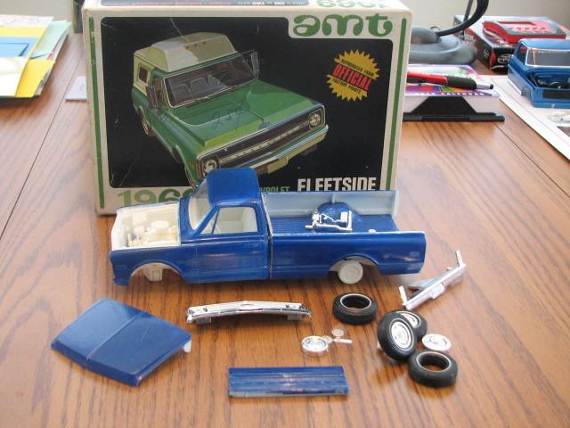 '69 Chevy Pickup 2