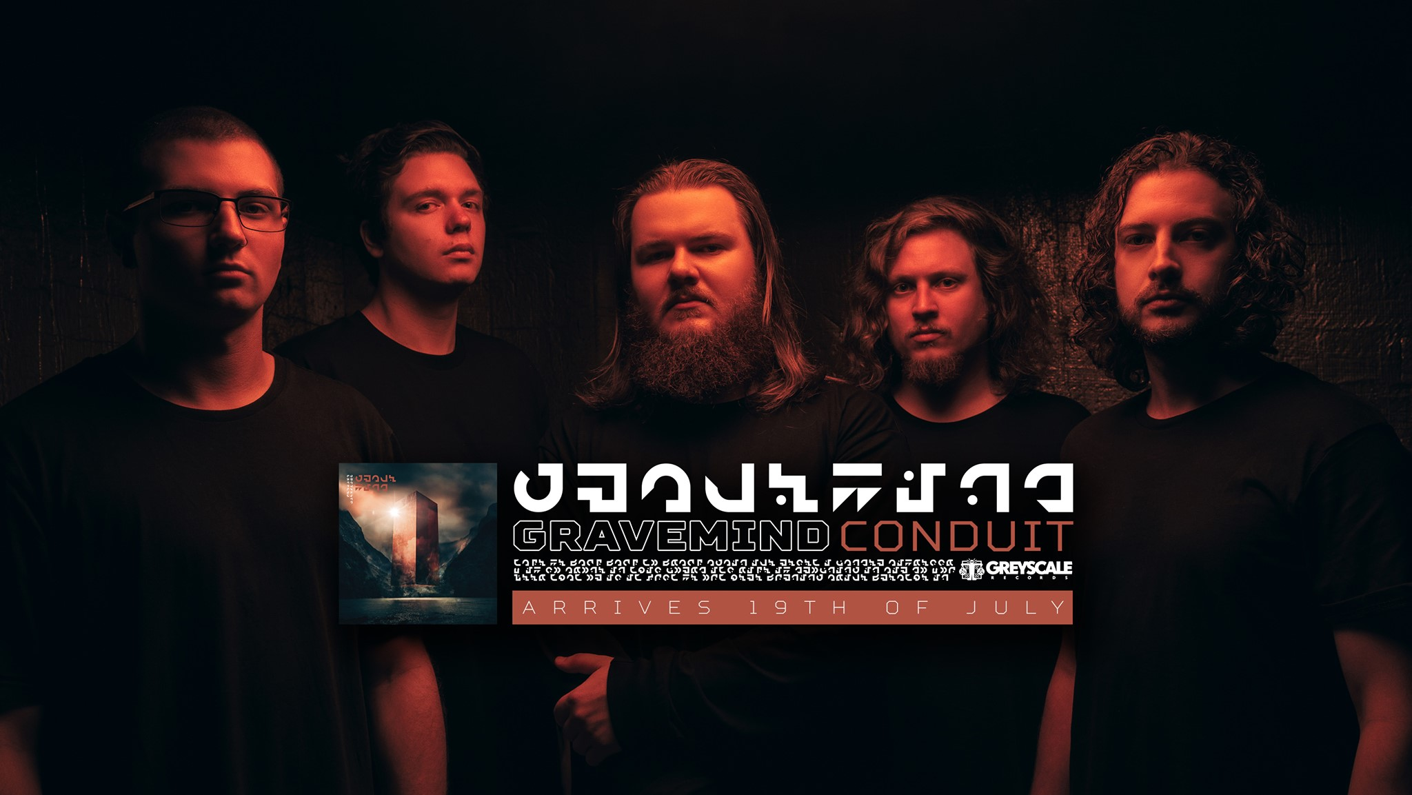 澳洲死核 Gravemind 新曲影音公布 Volgin