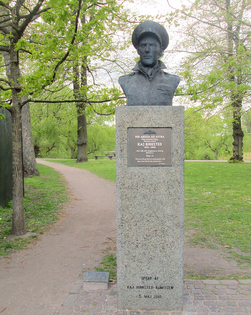 Kaj Birksted Memorial, Copenhagen