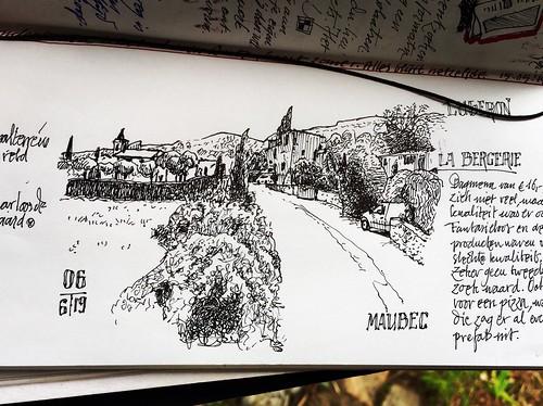 Maubec Village Provence
