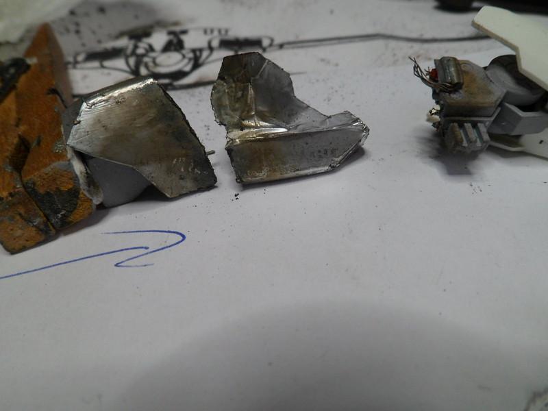 Défi moins de kits en cours : Diorama figurine Reginlaze [Bandai 1/144] *** Nouveau dio terminée en pg 5 - Page 4 48032815591_50433e1b46_c
