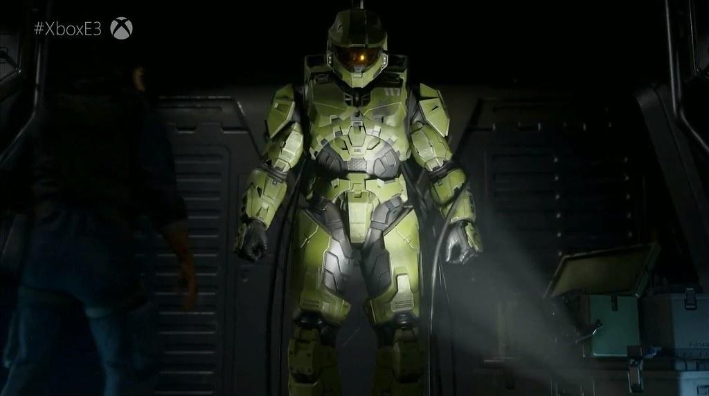 Halo Infinite - Xbox Scarlett