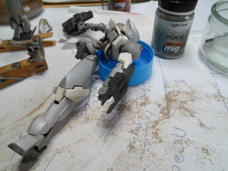Défi moins de kits en cours : Diorama figurine Reginlaze [Bandai 1/144] *** Nouveau dio terminée en pg 5 - Page 4 48032924077_f83983562b_c