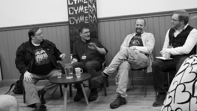 Cymera 2019 - Mike Cobley, Gavin Smith, SJ Morden 01