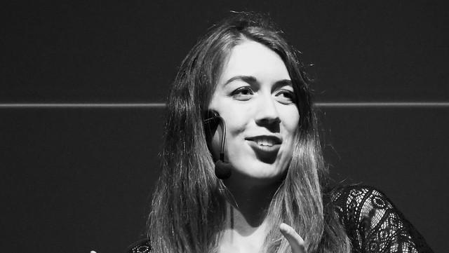 Cymera 2019 - Samantha Shannon 04
