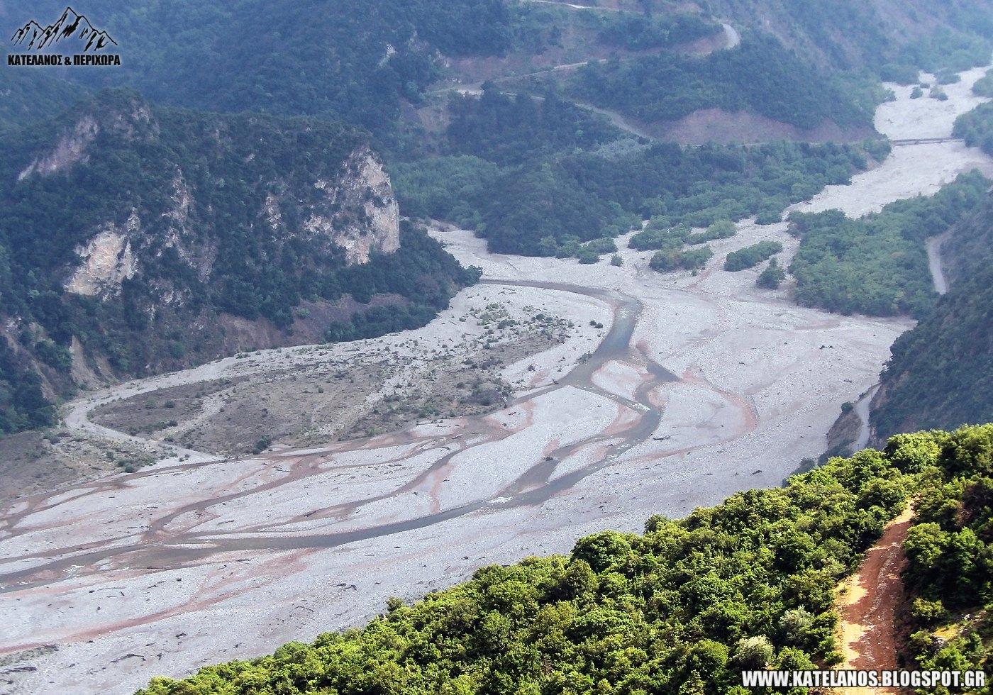 αγαλιανός ποταμός ευρυτανία