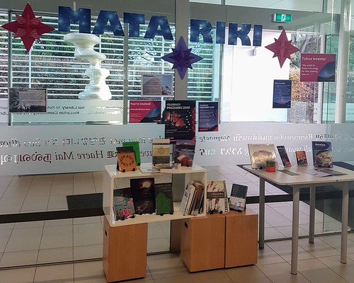 Matariki display at Upper Riccarton