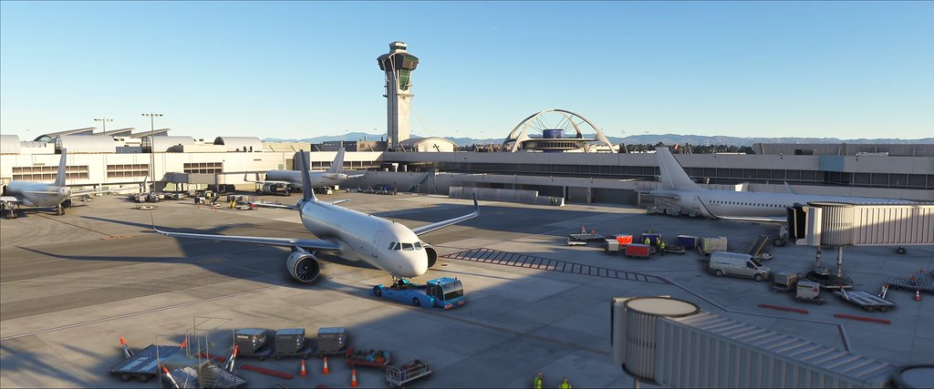Microsoft Flight Simulator – Airport