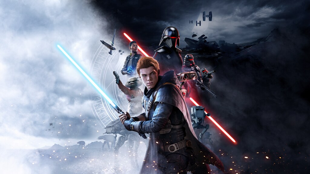 Star Wars Jedi Fallen Order Wallpaper Star Wars Wallpaper