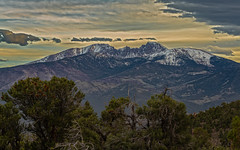 Wheeler Peak, Great Basin National Park, east-central Nevada