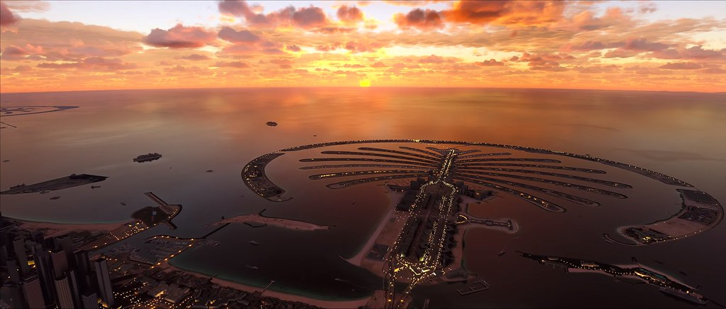 Microsoft Flight Simulator – Dubai