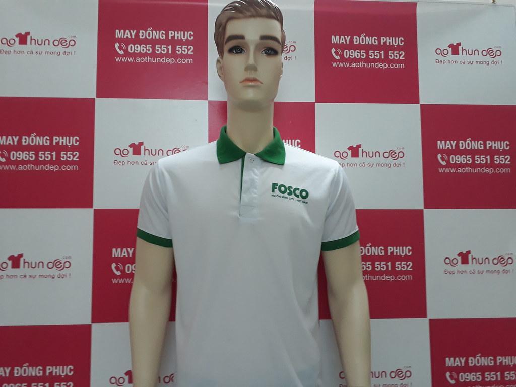 100 ÁO FOSCO Màu trắng