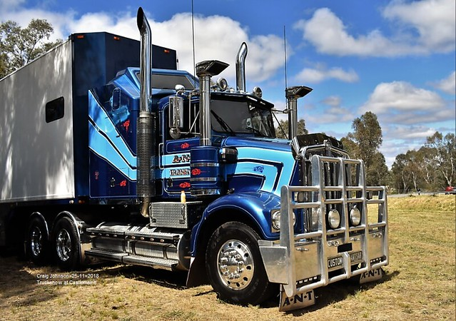 A-N-T Kenworth at Castlemaine