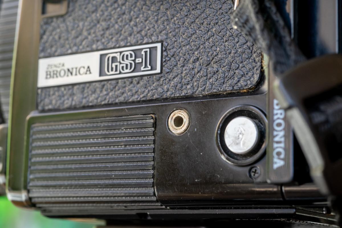 BRONICA GS1