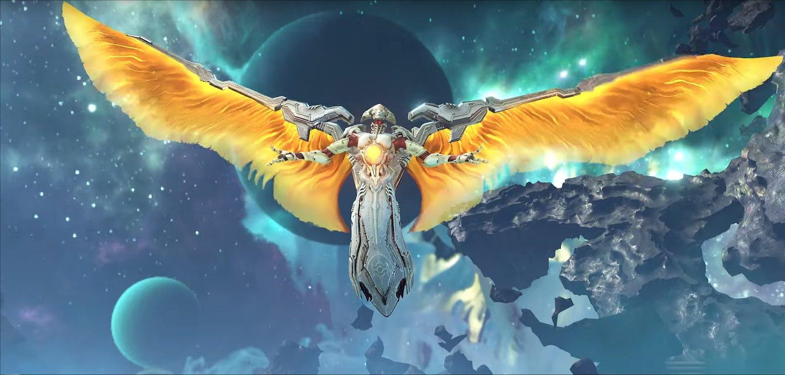 DOOM Eternal - La Ira del Cielo