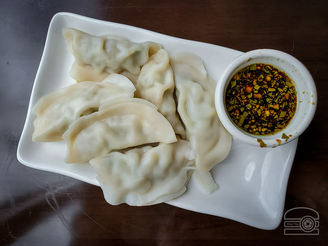 Pork Dumplings - Thai Food
