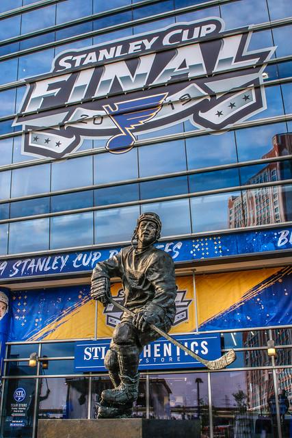 St. Louis 2019 Blues Bernie Federko