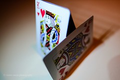 House of cards HMM!