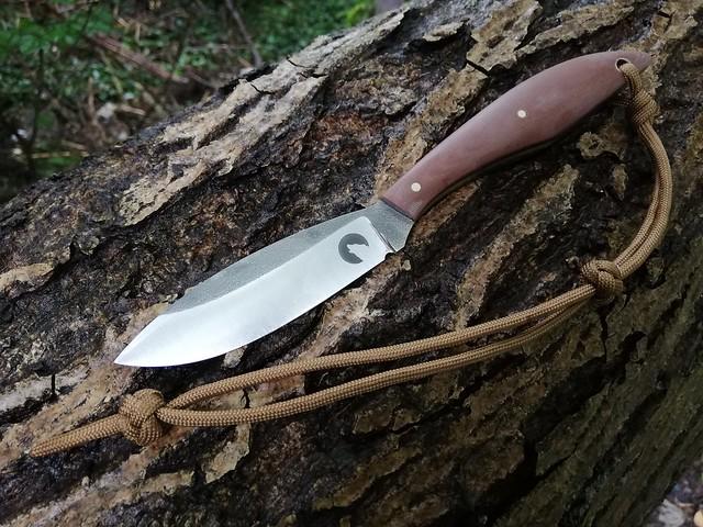 136. Canadian Belt knife #22