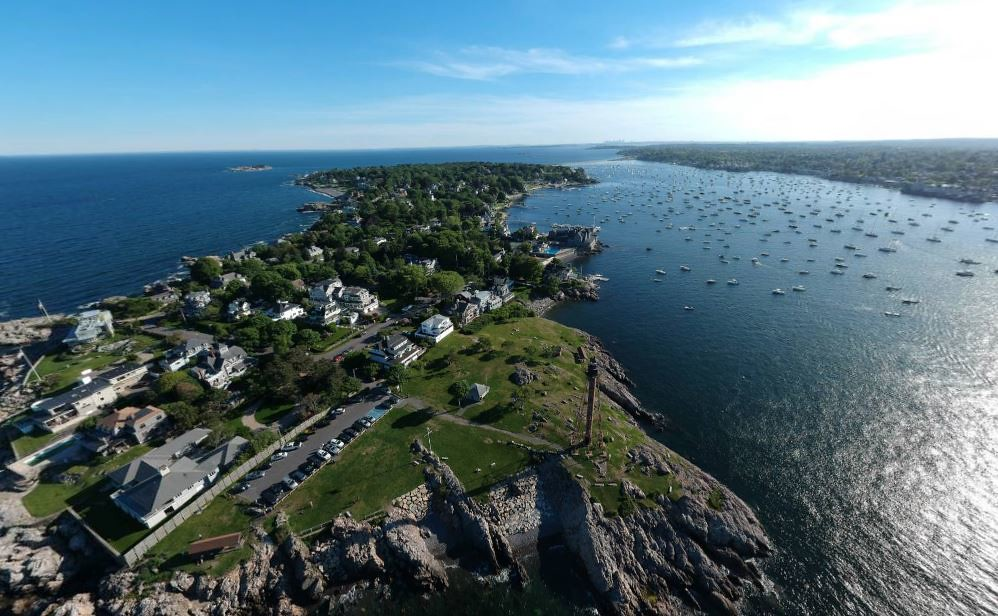 Capture-chandler hovey - marblehead harbor