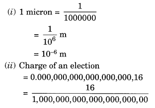 NCERT Solutions for Class 8 Maths Exponents and Powers Ex 12.2 Q3