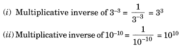 Exponents and Powers Class 8 Extra Questions Maths Chapter 12 Q1
