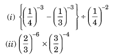 Exponents and Powers Class 8 Extra Questions Maths Chapter 12 Q8