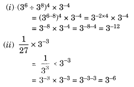 Exponents and Powers Class 8 Extra Questions Maths Chapter 12 Q6