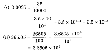 Exponents and Powers Class 8 Extra Questions Maths Chapter 12 Q10
