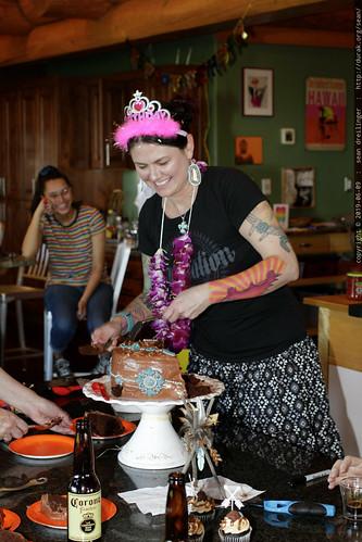 Rachel's birthday party - _MG_8814