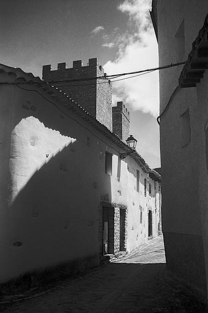 Binies, Huesca.