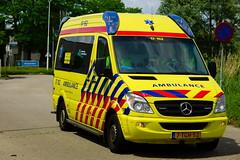 Ambulance Rotterdam-Rijnmond 17-152